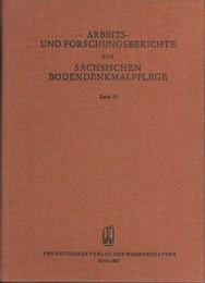 Arbeits- und Forschungsberichte zur sächsischen Bodendenkmalpflege, Band 31