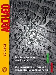 ARCHÆO – Archäologie in Sachsen, Heft 10, 2013