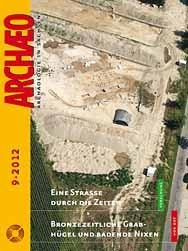 ARCHÆO – Archäologie in Sachsen, Heft 9, 2012