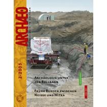 ARCHÆO – Archäologie in Sachsen, Heft 2, 2005