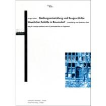 Ansgar Scholz, Siedlungsentwicklung und Baugeschichte bäuerlicher Gehöfte. - (Breunsdorf Band 1) , Veröff. Band 27