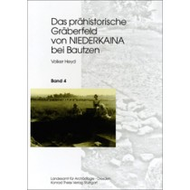 Volker Heyd, Das prähistorische Gräberfeld von Niederkaina bei Bautzen, Band 4, Veröff. Band 29