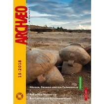 ARCHÆO – Archäologie in Sachsen, Heft 15, 2018