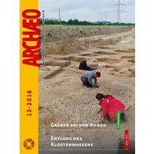 ARCHÆO – Archäologie in Sachsen, Heft 13, 2016