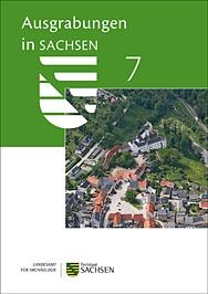 Cover Ausgrabungen in Sachsen 7